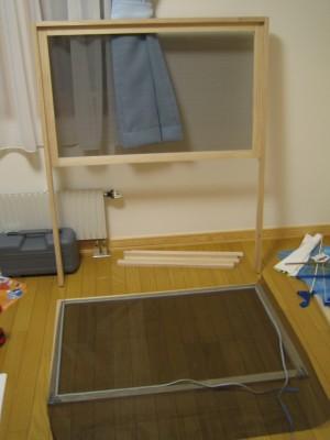 木製網戸1113サイズ